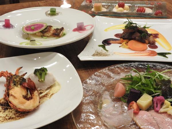 2018「野菜レストランさいとう」クリスマス特別コース(22日~25日)ご予約承り中!