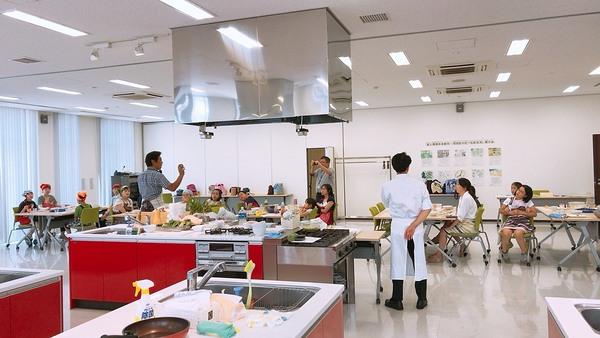 「『野菜レストランさいとう』の夏休み親子の食育クッキング」開催中止のお知らせ